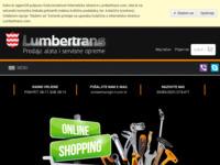 Slika naslovnice sjedišta: Lumbertrans d.o.o. (http://lumbertrans.com/)