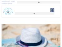 Frontpage screenshot for site: Turistička agencija - Trakostyan d.o.o. (http://www.trakostyan.hr)