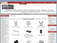 Frontpage screenshot for site: Mikrotik Hrvatska (http://www.mikrotik-hrvatska.com/)