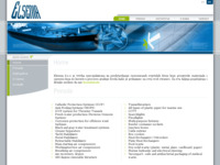 Frontpage screenshot for site: Elsenia d.o.o (http://www.elsenia.hr)