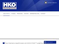 Slika naslovnice sjedišta: HKO medical systems (http://www.hko.hr)