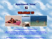Slika naslovnice sjedišta: Apartmani Nine (http://free-zd.htnet.hr/brodarica)