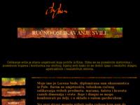 Frontpage screenshot for site: Apartman Vede, Pula, Hrvatska (http://www.inet.hr/~lvede/)