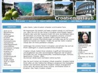 Slika naslovnice sjedišta: Privatni i hotelski smještaj u Hrvatskoj (http://www.croatien-urlaub.ch)