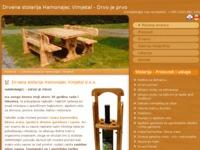 Slika naslovnice sjedišta: Stolarija Bjelovar (http://stolarija-hamonajec-vimjetal.hr/)