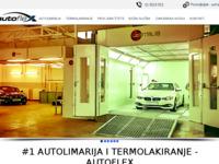 Slika naslovnice sjedišta: Autoflex - uslužni obrt (http://www.auto-flex.hr/)