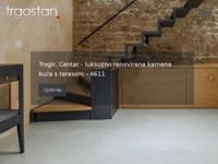 Frontpage screenshot for site: Trgostan agencija za promet nekretninama (http://www.trgostan.hr/)