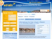 Slika naslovnice sjedišta: Medulin (http://www.kroatien-adrialin.de/ortsinfos/medulin/)