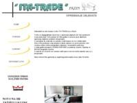 Slika naslovnice sjedišta: Itatrade d.o.o. (http://www.itatrade.hr)