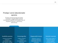 Slika naslovnice sjedišta: Kemolab d.o.o. (http://www.kemolab.hr)