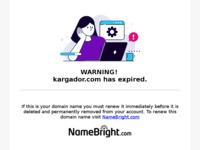 Slika naslovnice sjedišta: Tvrtka za uvoz sportkske opreme (http://www.kargador.com)