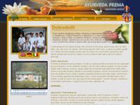 Slika naslovnice sjedišta: Ayurveda i Panchakarma (http://www.ayurveda-prema.com)