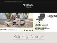 Slika naslovnice sjedišta: Natuzzi (http://www.natuzzi.hr/)