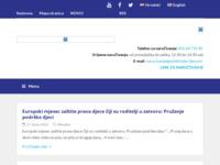Slika naslovnice sjedišta: Poliklinika za zaštitu djece Grada Zagreba (http://www.poliklinika-djeca.hr/)