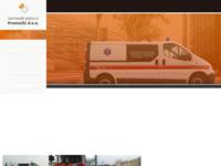 Slika naslovnice sjedišta: Premužić prijevoz d.o.o. (http://www.ambulantni-prijevoz.hr/)