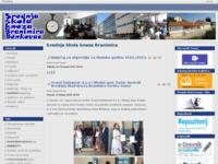 Slika naslovnice sjedišta: Srednja škola kneza Branimira - Benkovac (http://www.ssknezbranimir.hr/)
