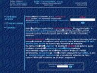 Slika naslovnice sjedišta: Biro Economic d.o.o. (http://www.biroec.hr)