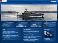 Frontpage screenshot for site: Adria-Mar (http://www.adria-mar.hr/)