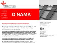 Slika naslovnice sjedišta: Osiguranje Pula (http://www.vitasinvesta.hr/)