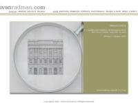 Slika naslovnice sjedišta: ivanRadman.com (http://www.ivanradman.com/)