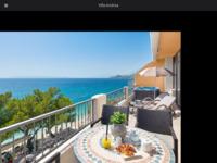 Frontpage screenshot for site: Villa Andrea (http://www.villa-andrea.info/)