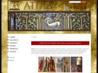 Slika naslovnice sjedišta: Atika, obrt za restauriranje umjetnina (http://www.atika.hr)