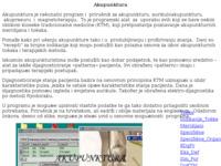 Slika naslovnice sjedišta: Akupunktura - program za računalo i priručnik (http://www.inet.hr/~tromic/)