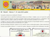 Slika naslovnice sjedišta: Službene stranice mjesta Beravci (http://www.beravci.hr)