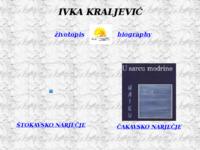 Slika naslovnice sjedišta: Ivka Kraljević (http://free-st.htnet.hr/NivesDelic/)
