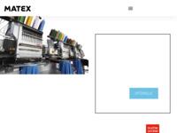 Slika naslovnice sjedišta: Matex d.o.o. (http://www.matex.hr)