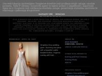 Slika naslovnice sjedišta: Diva Salon vjenčanica (http://divaelegance.blogspot.com/)