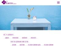 Slika naslovnice sjedišta: Fertis d.o.o (http://www.fertis.hr)