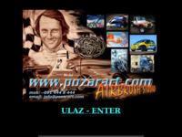 Slika naslovnice sjedišta: Galerija slika i radova zračnim kistom (http://www.pozarart.com/)