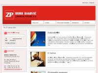 Slika naslovnice sjedišta: Đuro Đaković - Zavarene posude (http://www.zavarene-posude.hr/)
