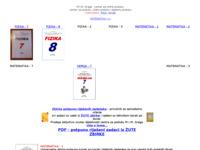 Slika naslovnice sjedišta: Centar za poduku matematike fizike i kemije (http://www.mim-sraga.hr/)