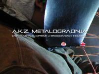 Frontpage screenshot for site: AKZ Virovitica (http://www.akz-virovitica.hr/)