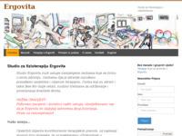 Slika naslovnice sjedišta: Ergovita (http://www.ergovita.hr/)