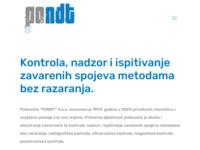 Slika naslovnice sjedišta: Pondt (http://www.pondt.hr/)