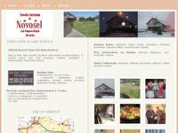 Slika naslovnice sjedišta: Seoski turizam Novosel (http://www.turizam-novosel.com)
