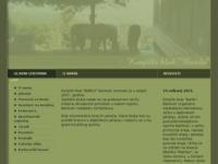 Slika naslovnice sjedišta: Stranice Konjičkog kluba Barilo (http://www.kk-barilo.hr/)