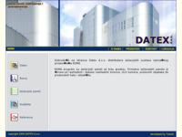 Slika naslovnice sjedišta: Datex d.o.o. (http://www.datex.hr/)