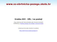 Slika naslovnice sjedišta: Obrtnička škola Požega (http://www.ss-obrtnicka-pozega.skole.hr/)