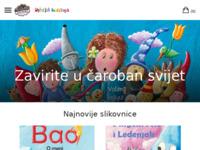 Frontpage screenshot for site: Kašmir-Promet d.o.o. (http://www.kasmir-promet.hr)
