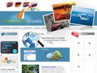 Slika naslovnice sjedišta: Apartmani u Hrvatskoj (http://www.apartments-croatia.info/)