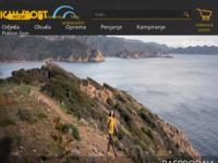Slika naslovnice sjedišta: Iglu šport (http://www.iglusport.hr/)