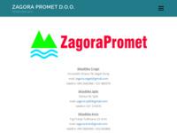 Slika naslovnice sjedišta: Zagora promet d.o.o. (http://www.zagora-promet.hr)