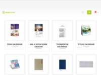 Frontpage screenshot for site: Kalendari i rokovnici (http://www.kalendari.com.hr/)