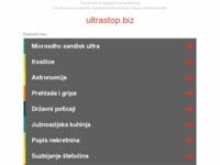 Slika naslovnice sjedišta: Ultra Stop d.o.o. (http://www.ultrastop.biz/)