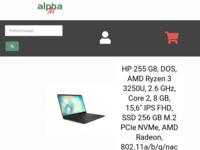 Slika naslovnice sjedišta: Alpha-m računala Varaždin (http://www.alpha-m.hr/)