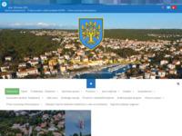 Slika naslovnice sjedišta: Službene stranice Općine Malinska - Dubašnica (http://www.malinska.hr/)